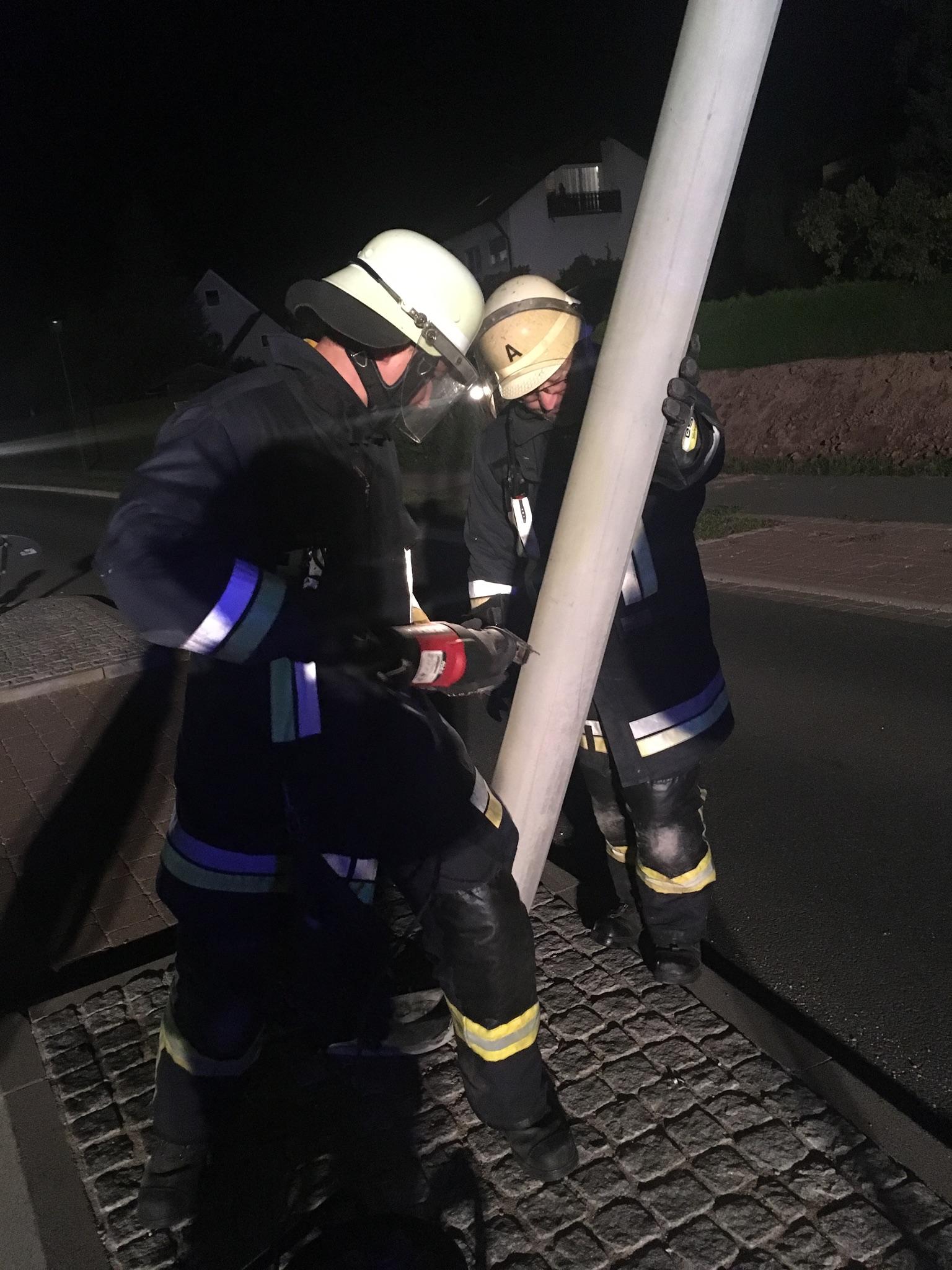 Technische Hilfeleistung vom 04.10.2017  |  (C) Feuerwehr Steppach (2017)